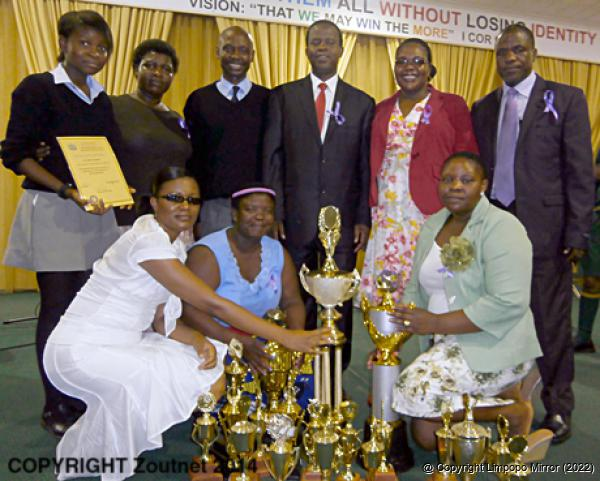 Limpopo Mirror | News | Dzondzo circuit recognises top achievers
