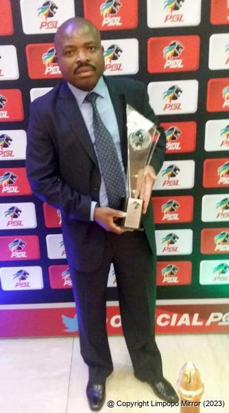 Limpopo Mirror | Sport | Locally born soccer referee scoops