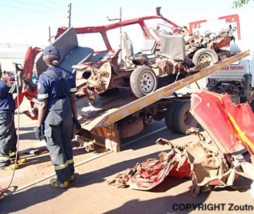 Horrific Bus Accident Claims 10 Lives